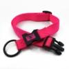 pink adjustable length collar