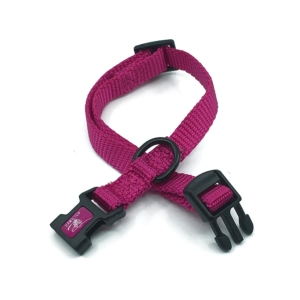 cranberry mini collar adjustable style collar for pets